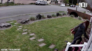 Man Exacts Revenge On Package Thieves...