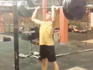 NEW CROSSFIT GYM FAILS 2018
