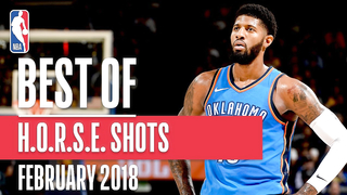 Best Shots in the NBA