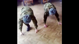 How boys are in russian army.