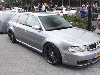 An Audi Wagon That'll Make You Look Twice.