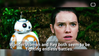 How Last Jedi And Wonder Woman