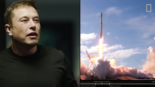 See How Elon Musk Celebrated
