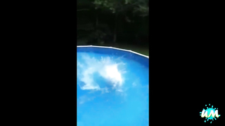 Epic Swimming Pool Fails Compilation