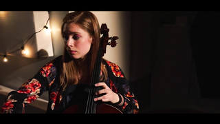 Cover on two cellos and a piano - Say Something - Brooklyn Duo.