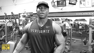 US Marine Upper Body Workout With Xavisus Gayden | GI Spotlight