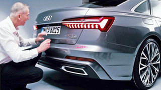 Ready to fight E-Class and 5 Series the New Audi A6 (2019)