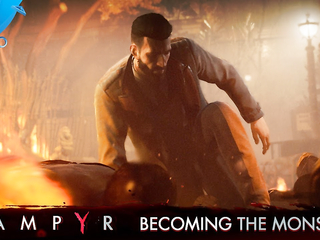 Vampyr - Becoming the Monster Trailer | PS4