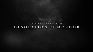 Middle-earth: Shadow of War - Desolation of Mordor Launch Trailer | PS4