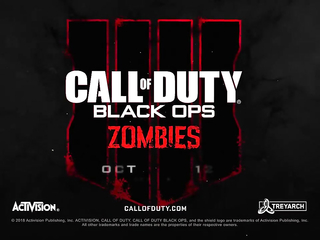 Call of Duty: Black Ops 4 Zombies – Blood of the Dead