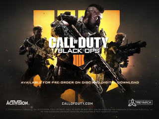Call of Duty Black Ops 4 - Power in Numbers