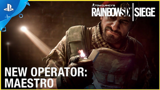 Rainbow Six Siege - Operation Para Bellum: Maestro | PS4