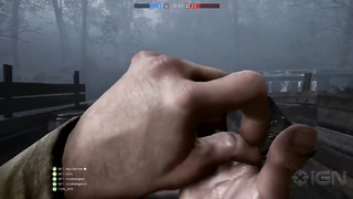 A Kill with the Smallest Gun in Battlefield 1