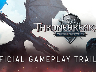 Thronebreaker: The Witcher Tales - Gameplay Trailer   PS4