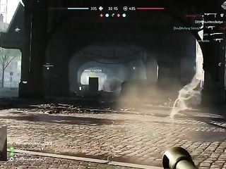The definition of fearless right here. BF5.