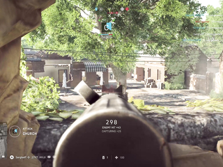 We have one issue over there! Grenade,  take that..