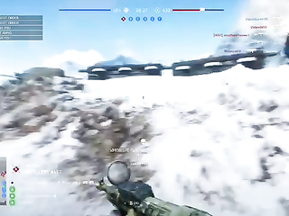 Flanking with the MP40 on Narvik.