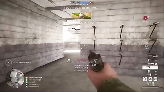 getting his flank on with..