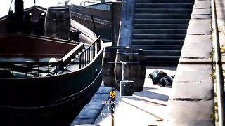 Fifth guy had the most dramatic death!