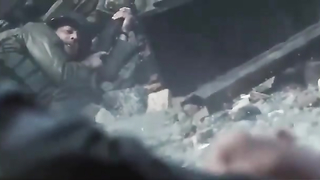 Classic Sniper scene - Saving Private Ryan . . .