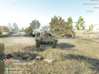 Couple of vehicle kills, love  when tanks go over my..