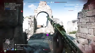 Some short runs with the Stg 44.
