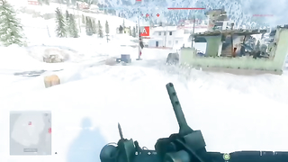 Silly Sunday's hunting campers in Battlefield 5.