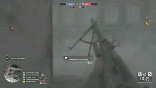 Lonely wolf. Bf1