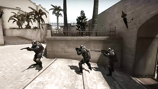 When two idiots want to teamkill you in spawn...