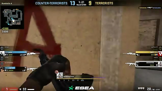 Would you call him a cheater? He delivers the one taps