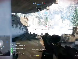 Nice clip taking enemy's down.