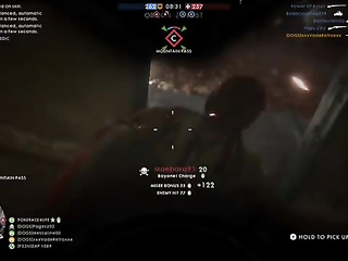 Going totally beast mode on Monte Grappa Bf1.