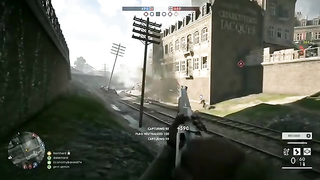 In Battlefield One I feel like I am in the real war.