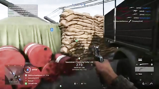Scout plays on Twisted Steel with the KAR98 Revolver..