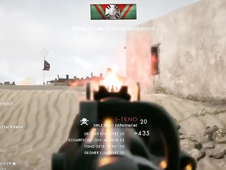 Bolt action at its best in Battlefield 1!