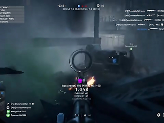 Played some rush as medic and support.
