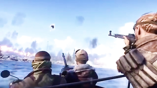 Battlefield V's Battle Royale mode 'Firestorm' launches