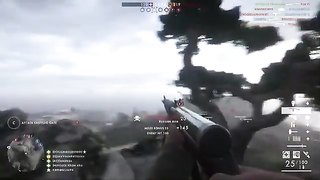 Some BF1 action.