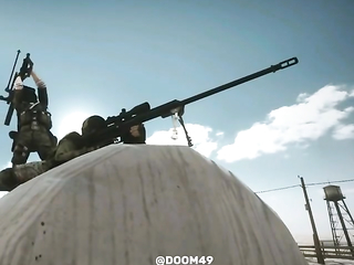 When you find a camping sniper in Battlefield