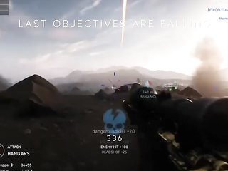 Best moments of battlefield V
