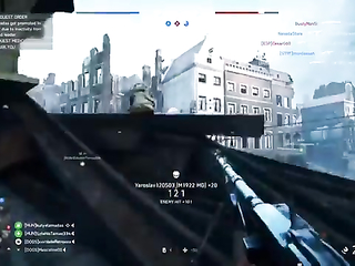 Short run with the M1922
