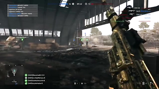 When your squad mate has no legs lol
