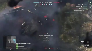 Compilation of tank battles/tank kills in Arras, Hamada