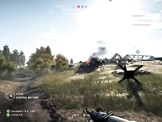 dropping me behind enemy lines...wait till the end..