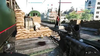 This medic was on point with this revive.