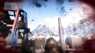 Highlights from grind conquest on Narvik.