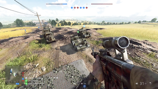 Battlefield V Funny Moments