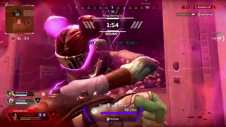 Hold The Door Epic & Funny Moment in Apex Legends.