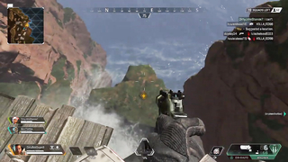 Apex Legends Random Teammate Kills Themselves