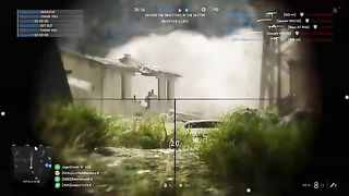 Sniping with the Lee Enfield ...not my favorite at all